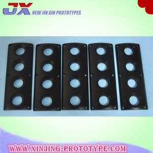 Anodised Aluminum Customized Precision CNC Machining Part