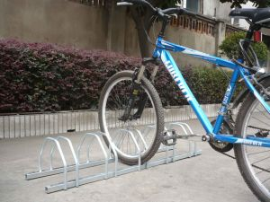 2017 Popular Floor Mounted Bike Rack with-Anti Corrosion pictures & photos