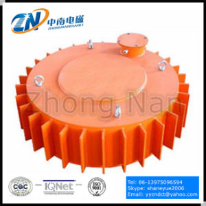 Manual Discharging Magnetic Metal Separator for Conveyor Belt Rcdb-4 pictures & photos