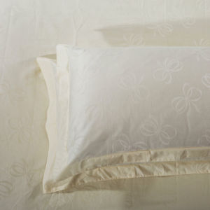 3 Pieces Discount Cotton Fitted Sheet for Inn pictures & photos