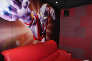 Polyester Fibre Acoustic Panel for Home Theater pictures & photos