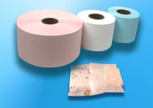 Disposable Protective PE Non Breathable Casting Film for Women′s Sanitary pictures & photos