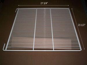 Refrigerator Wire Storage Shelf PE PVC Coating
