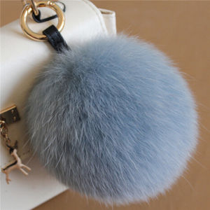 Colorful Furry Faux Fur Ball pictures & photos