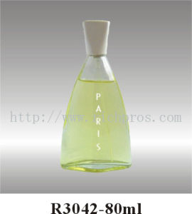 Perfume Scent Glass Bottle (R3042-80ML)