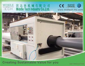Plastic (110-250) PVC Electric/Electrical Conduit Pipe Extrusion Production Line pictures & photos
