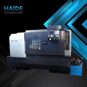 CNC Lathe Machine for Transmission Shaft pictures & photos