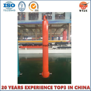 Telescopic Type Hydraulic Cylinder Used for Tipping Truck pictures & photos