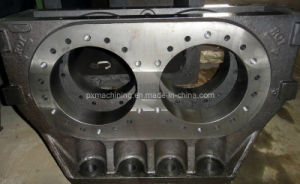 Custom Made/OEM Cast Iron Casting Gearbox