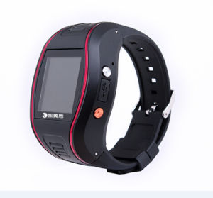 GPS Locator Watch with Phone Function in Sporting