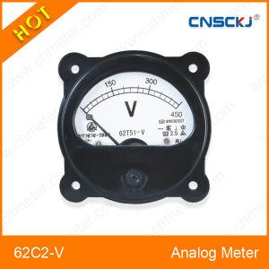 6c2-V Mounted Round Analog Meter