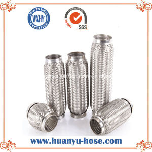Car Exhaust Flexible Interlock Pipe (HY17504K) pictures & photos