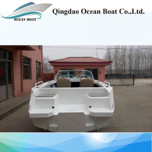 China Factory Supply Aluminum 4.5m Runabout Fishing Yacht pictures & photos
