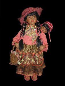 Vinyl Doll