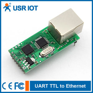 Serial Uart to RJ45 Module, Support D2d Forwarding (USR-TCP232-T)