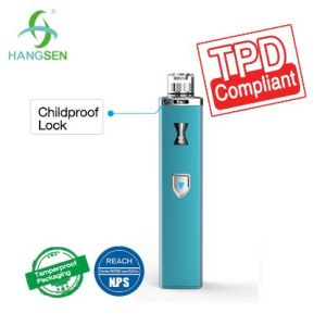 Tpd Compliant EGO Starter Kits E-Cigarette with Childproof Lock pictures & photos