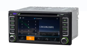 """6.2""""Car DVD for Toyota Old Corolla/RAV4/Vios/Terios/Land Cruiser with DVD/Btiphone/iPod/Radio/RDS/Pip Function"""