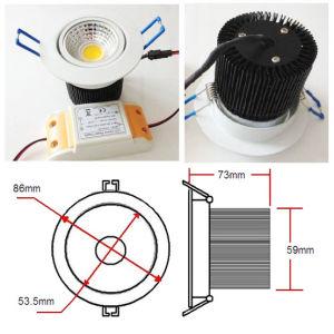 8W COB LED Ceiling Light (PR-CLCOB8W-CW)