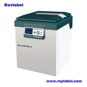 High Speed Refrigerated Centrifuge for Lab Equipments (RAY-2500R-2) pictures & photos