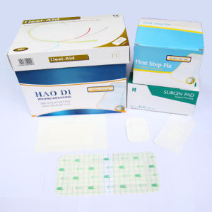 Wound Plaster Medical Dressing Kit pictures & photos