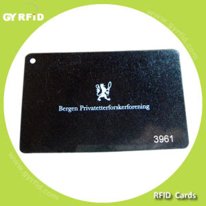 Lf Hitag S256 White Cards, Conference Badges (GYRFID) pictures & photos