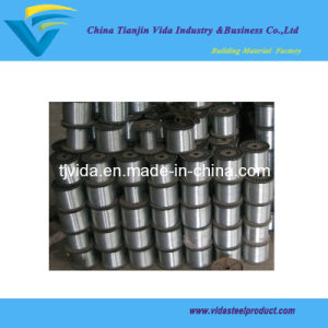 Galvanized Iron Wire with Spool Packing pictures & photos