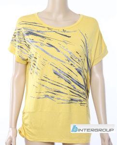 Lady′s T-Shirt (BG-L152) pictures & photos