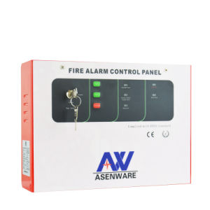 Aw-Cfp2166 Series 2 Zone Conventional Fire Alarm Control Panel pictures & photos