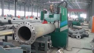 Pipe Welding Machine for Pipe Spool Automatic Root Pass, Fill in and Final Welding (TIG/MIG/SAW) pictures & photos