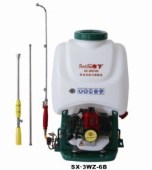 25L High Quality Two -Stroke Gas Knapsack Power Sprayer (SX-3WZ-6A-TU) pictures & photos