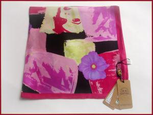 Silk Printing Fabric (H443102)
