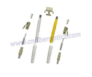 Duplex Fiber Optic Connector Kit (LC MM)