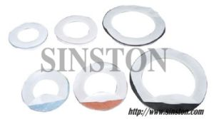 PTFE Envelope Gasket PTFE Jacketed Gasket with Rubber or Non-Asbestos (SIN107)