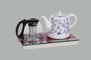 Ceramic Electric Kettle Set (ML-1622A)