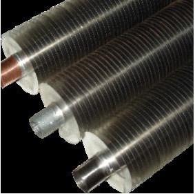 Spiral Fin Coil