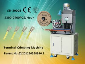 Cable Wire Automatic Terminal Crimping Machine pictures & photos