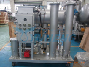 China Jt Coalescing and Dehydration Lubricating Oil Purifier Machine pictures & photos