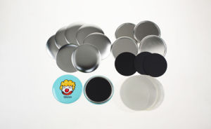 Diameter 56mm Rubber Magnet Button pictures & photos