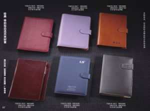 Professional Manufacture Organizer Agenda/ Leather Planner pictures & photos