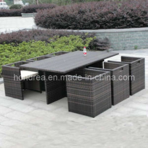 Rattan/Wicker Dining Furniture (HR-D17)