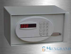 Mini Card Safe with Motor for Home/Hotel/Office (EMG160-M) pictures & photos