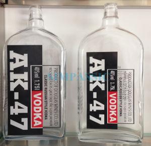 Glass Vodka Bottle pictures & photos