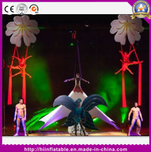New Stage Decoration Inflatable Flower for Sale