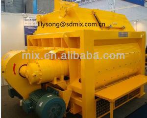 4.5m3 Super Quality Twin Shaft Concrete Mixer pictures & photos