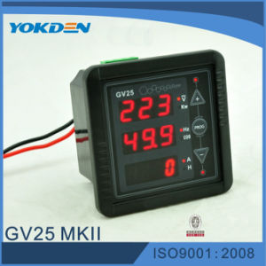 Gv25 Mkii Diesel Generator Digital Display Kwh Meter pictures & photos