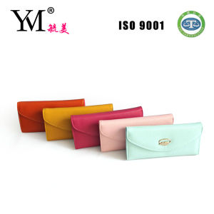 2014 Newest Beautiful Elegant Ladies Wallets Wholesale (Q-068-4) pictures & photos