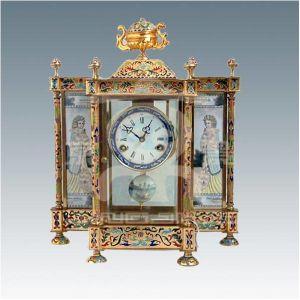 Cloisonne Clock (05A551301)