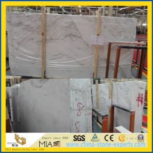 Good Sale China Castro White Marble Slabs for Construction pictures & photos