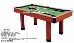 Billiard Table (G-11)