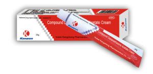 Compound Dexamethasone Acetate Cream